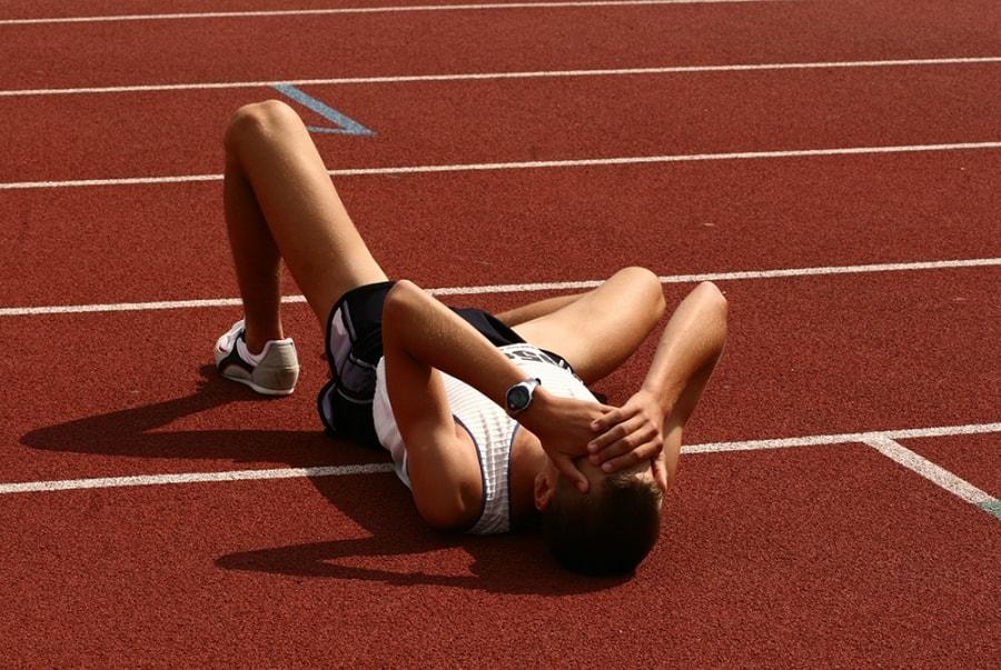 Κύρια φωτογραφία για το άρθρο: Σύνδρομο υπερπροπόνησης στους αθλητές