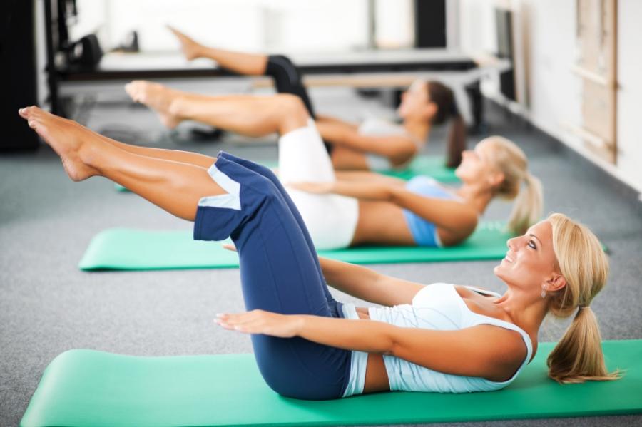 Κύρια φωτογραφία για το άρθρο: Γιατί το Pilates είναι δημοφιλές!