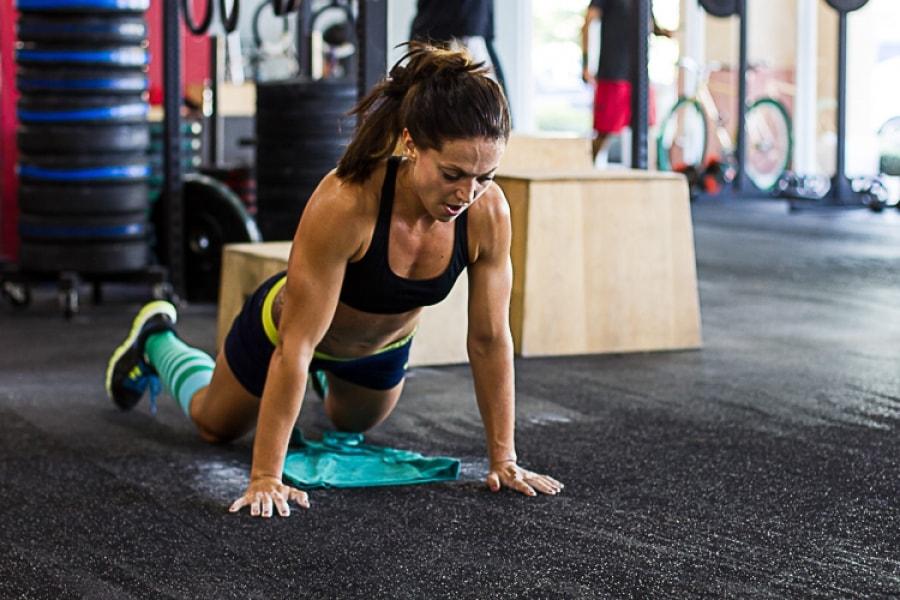 Κύρια φωτογραφία για το άρθρο: Burpee: μια άσκηση που γυμνάζει όλο το σώμα