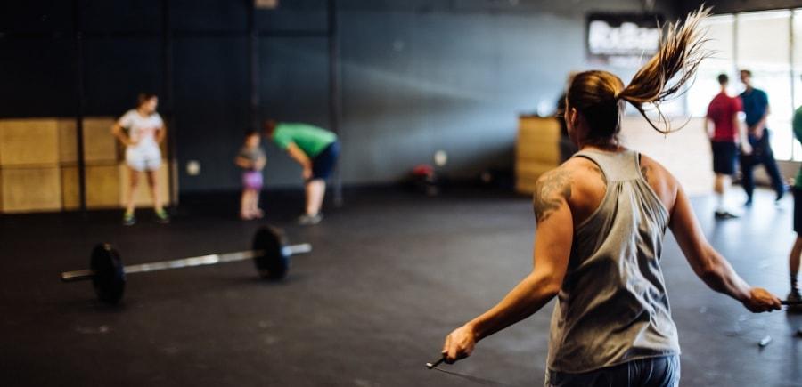 Κύρια φωτογραφία για το άρθρο: CrossFit: 3 συμβουλές για ψυχική αντοχή!