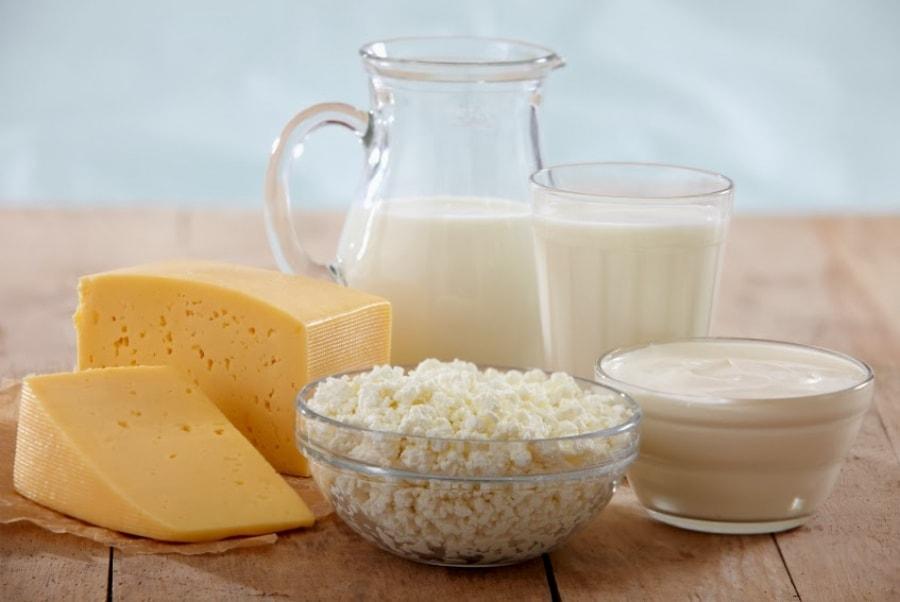 Αδυνάτισμα και γαλακτομικά προϊόντα…