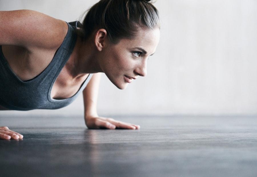 Κύρια φωτογραφία για το άρθρο: Πώς να διορθώσετε προβλήματα υγείας με την άσκηση