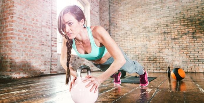 Κύρια φωτογραφία για το άρθρο: Πώς να προπονηθείτε εάν έχετε μόνο 30 λεπτά στη διάθεση σας