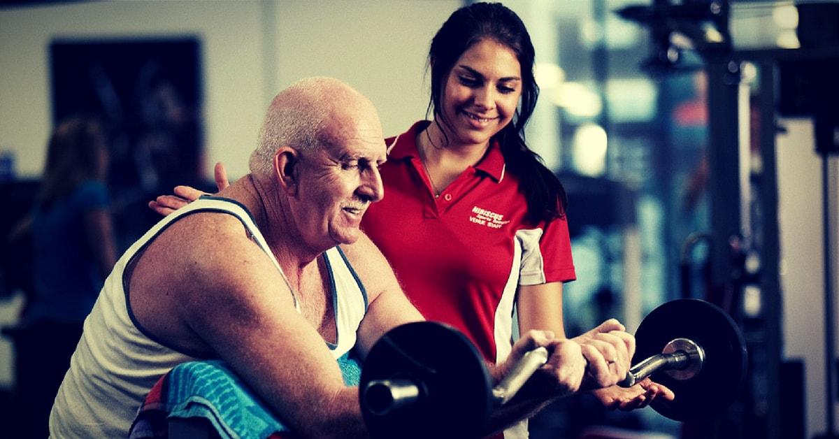 Αξιολόγηση της ποιότητας των κινήσεων σε ηλικιωμένους αθλούμενους