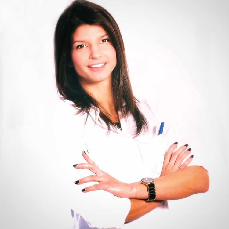 Μέλος της ομάδας της MPBalatsinos: Ευριδίκη Τζιοβάρα
