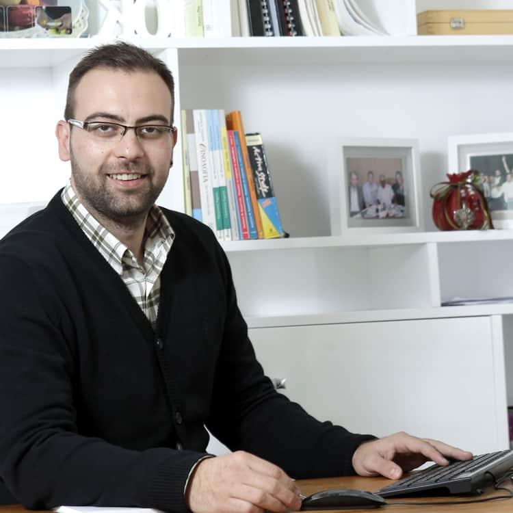 Μέλος της ομάδας της MPBalatsinos: Αθανάσιος Τσιούδας