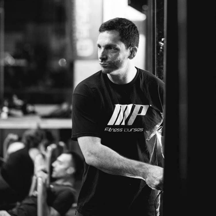 Μέλος της ομάδας της MPBalatsinos:  Marc Lebert
