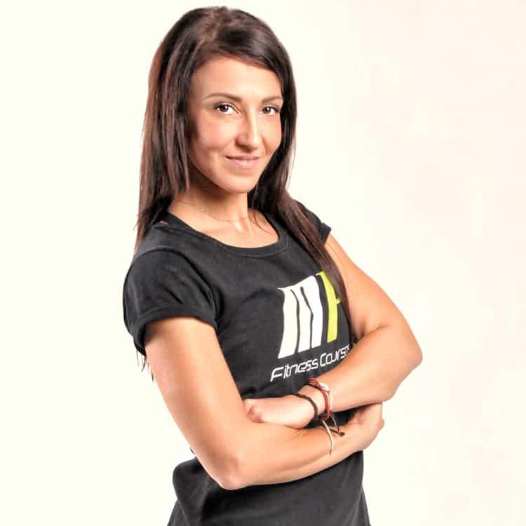 Μέλος της ομάδας της MPBalatsinos: Νατάσσα Χριστοφορίδου