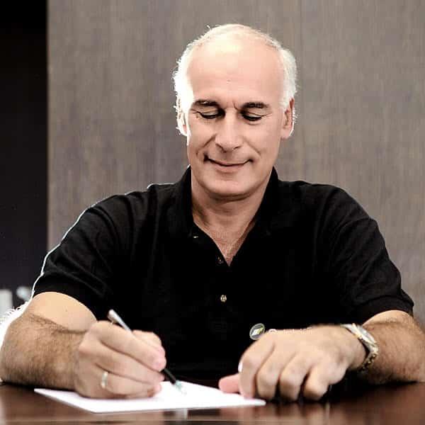 Μέλος της ομάδας της MPBalatsinos: Νίκος Κουρεμένος