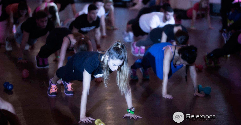 Fitness Weekend 2015 - MP Balatsinos