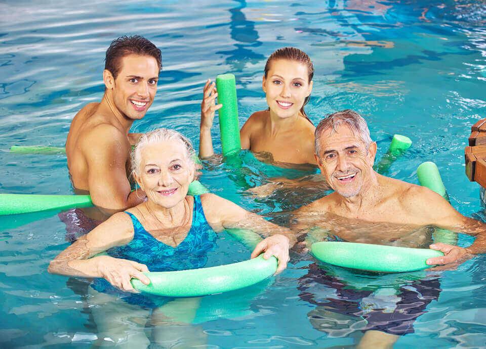Ας γνωρίσουμε το «Aqua aerobic»