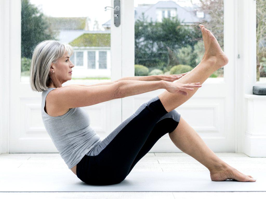 Τα οφέλη του Pilates ανεξαρτήτως σώματος και ηλικίας