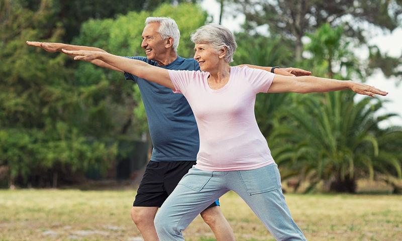 Γυμναστική σε ηλικιωμένους με νόσο Αλτσχάιμερ
