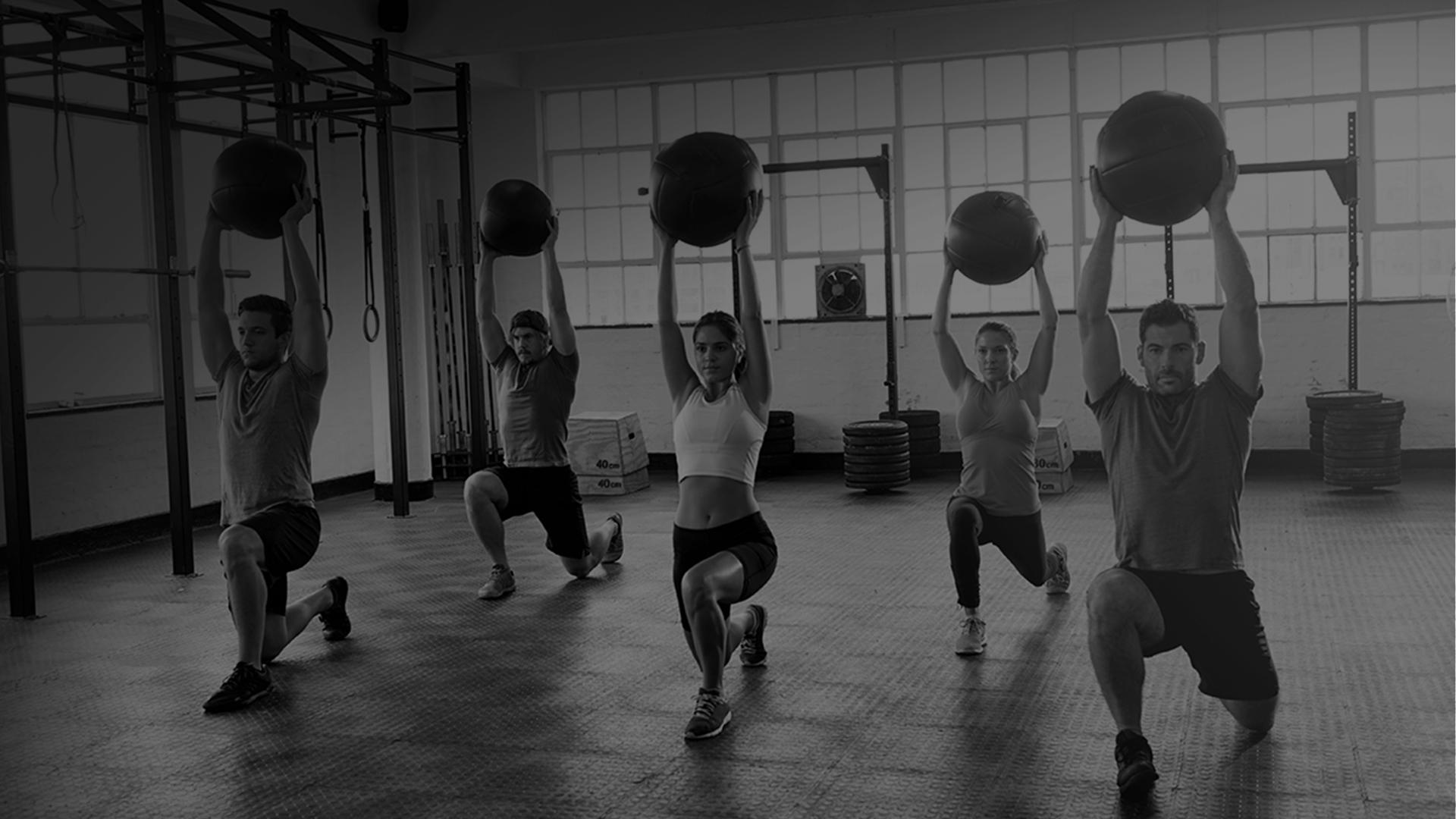 MP Group Exercise Trainer® seminar banner by MPBalatsinos