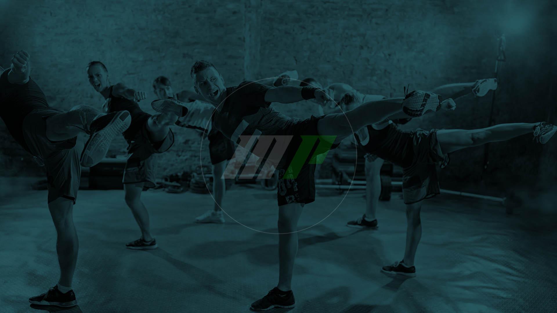 MP Fight Aerobic Instructor ® seminar banner by MPBalatsinos