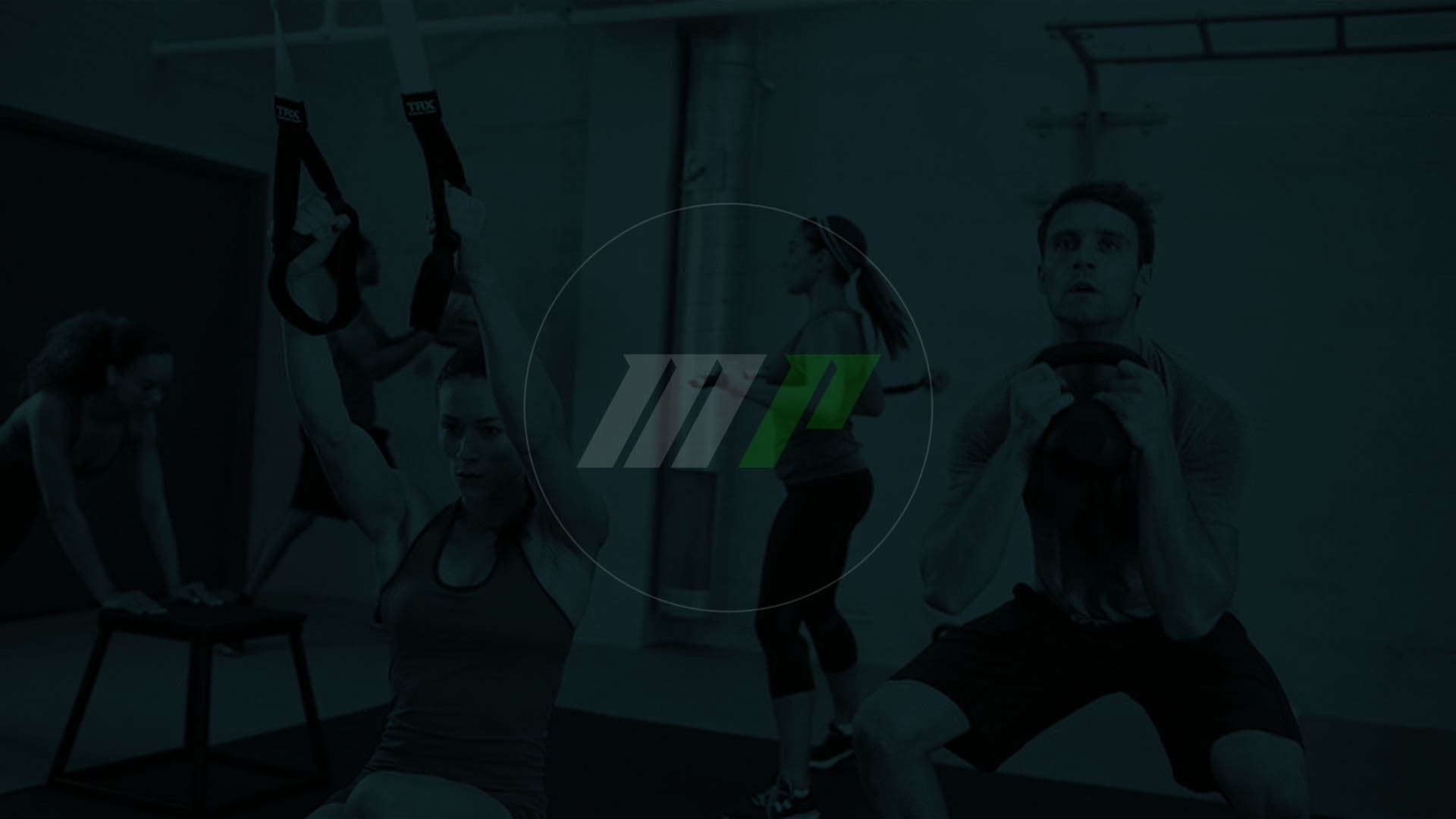 TRX® Functional Training Course (FTC) seminar banner by MPBalatsinos