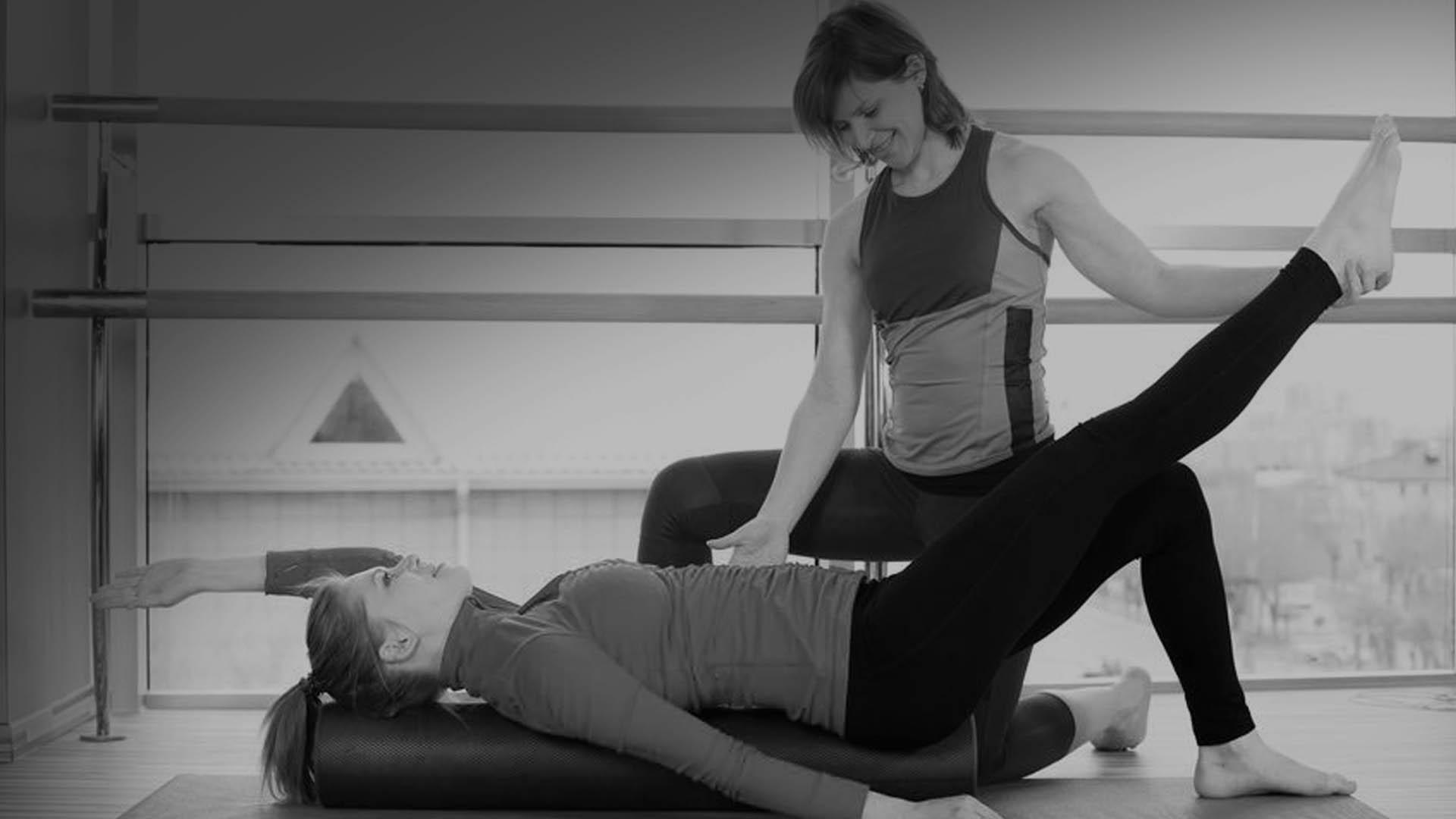 MP Pilates Teacher Course ® 200 Hours seminar banner by MPBalatsinos