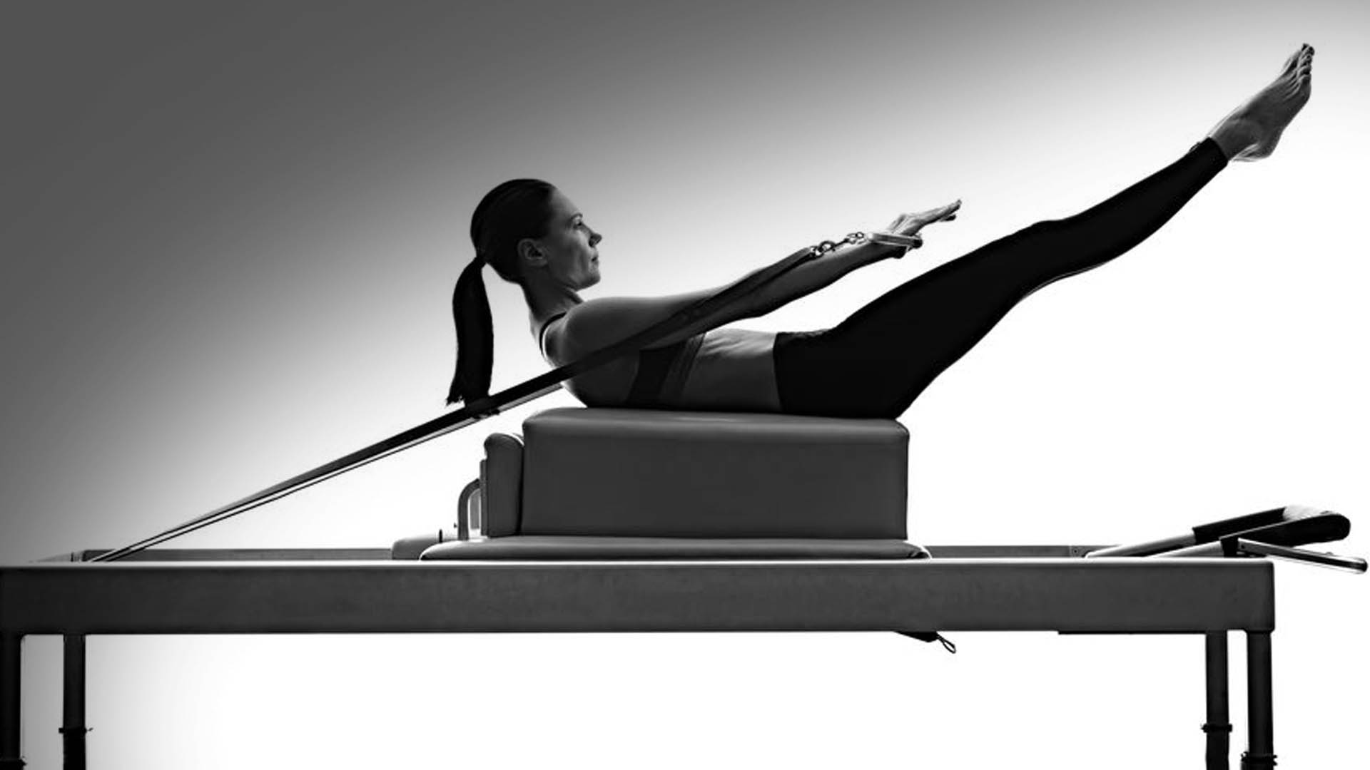 MP Pilates Reformer Trainer Course® seminar banner by MPBalatsinos