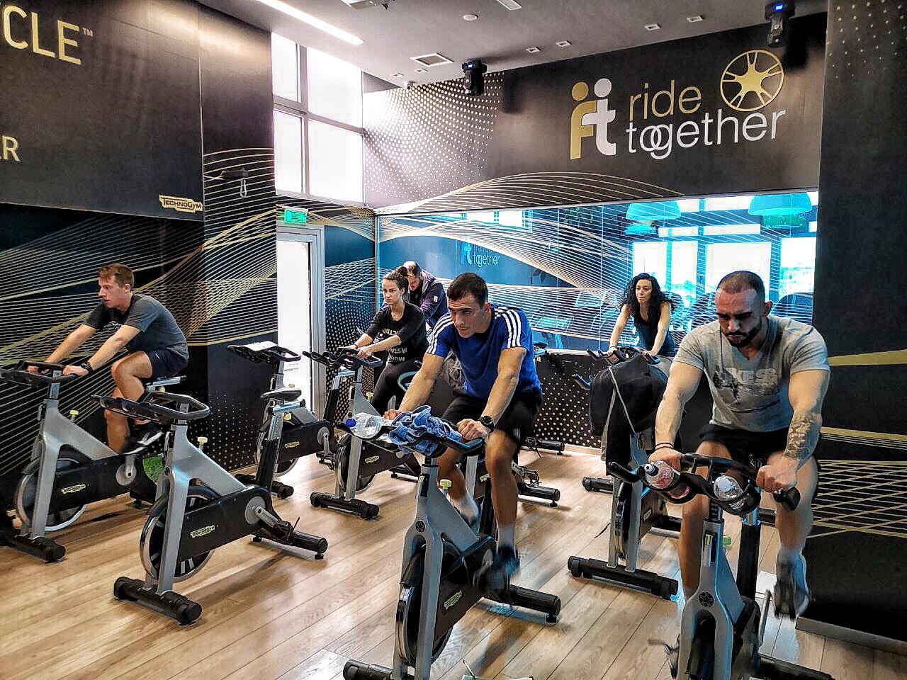 Κύρια φωτογραφία για το άρθρο: Εκπαίδευση Cardio Cycling