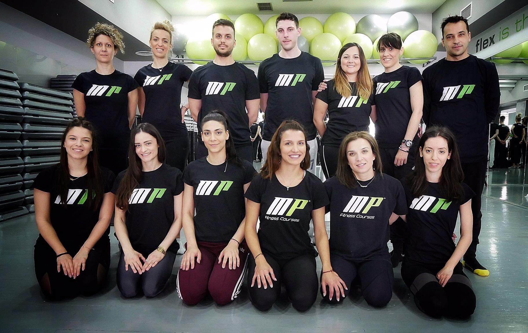Βασική εκπαίδευση στο pilates από την MP Balatsinos
