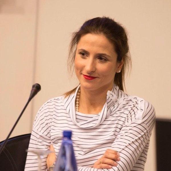 Μέλος της ομάδας της MPBalatsinos: Γαροπούλου Βασιλική