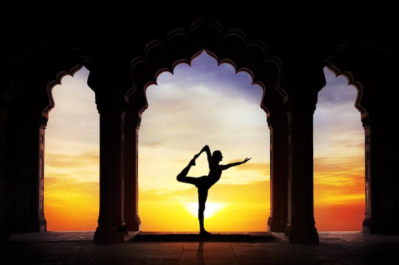 Yoga, το σώμα και το πνεύμα στην τέλεια αρμονία