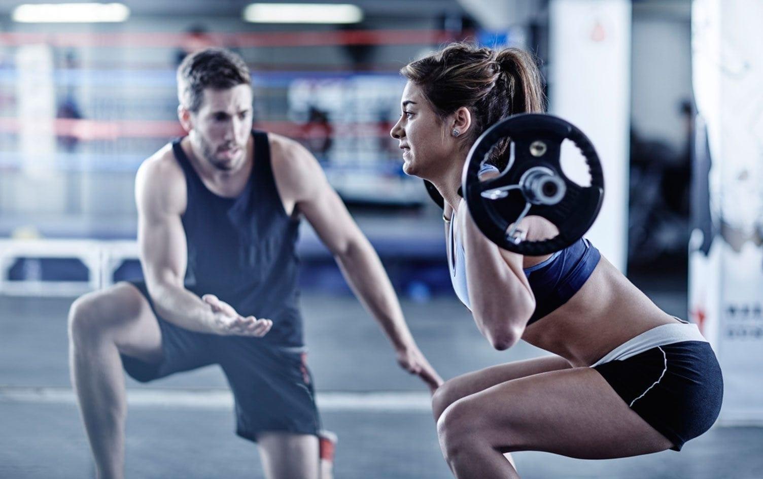 Κύρια φωτογραφία για το άρθρο: Δοκιμάσατε το Personal Training;