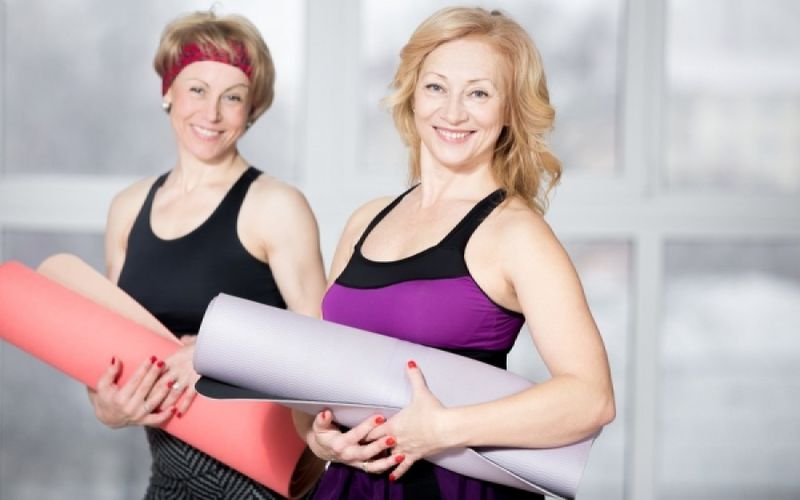 7 Tips και Kίνητρα Άσκησης για γυναίκες άνω των 40!