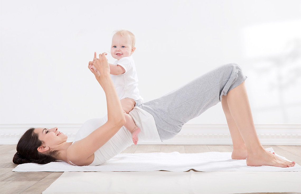 Το σώμα μετά την εγκυμοσύνη. 5 Tips για να σταματήσει να σας αγχώνει!