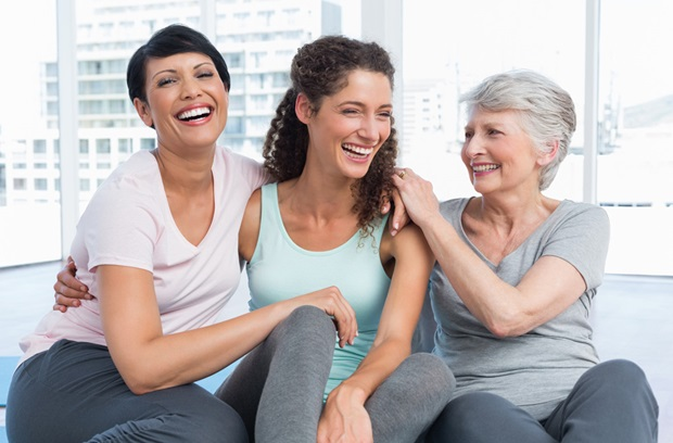 Για τη γυναίκα το fitness δεν έχει ηλικία