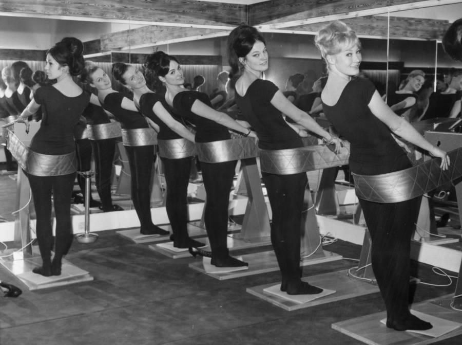 Οι γυναίκες στην ιστορία της άσκησης