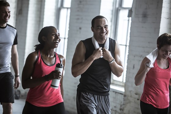 5 Οφέλη της ομαδικής άσκησης που ίσως αγνοείτε!