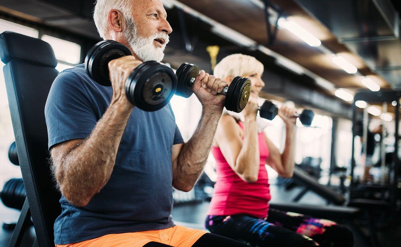 3+3 Λόγοι για τους ηλικιωμένους, να συνεχίσουν ή να ξεκινήσουν να ασκούνται!