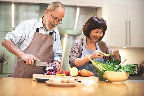 Κύρια φωτογραφία για το άρθρο: 5 Tips διατροφής για ηλικιωμένους!