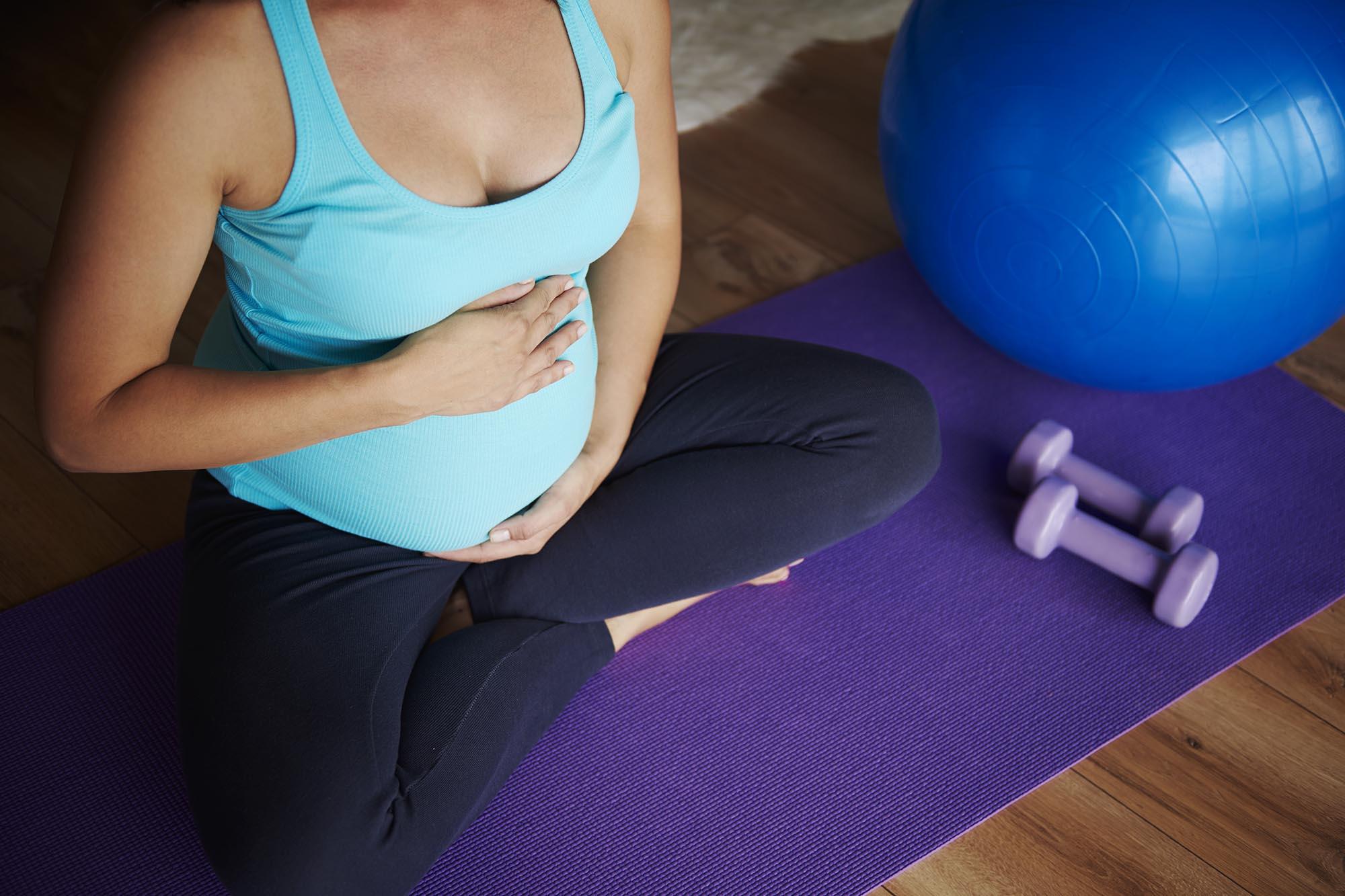 6 Λόγοι η άσκηση να γίνει η αγαπημένη σας συνήθεια στην εγκυμοσύνη!