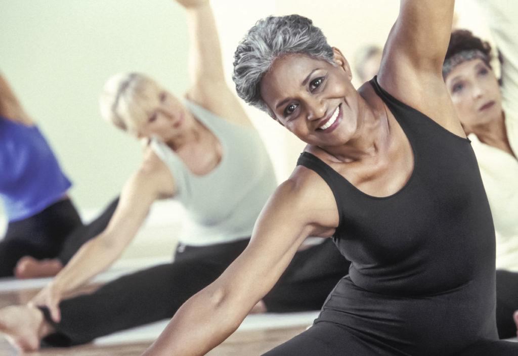 Κύρια φωτογραφία για το άρθρο: 4 Λόγοι + 4 τρόποι άσκησης στην εμμηνόπαυση!
