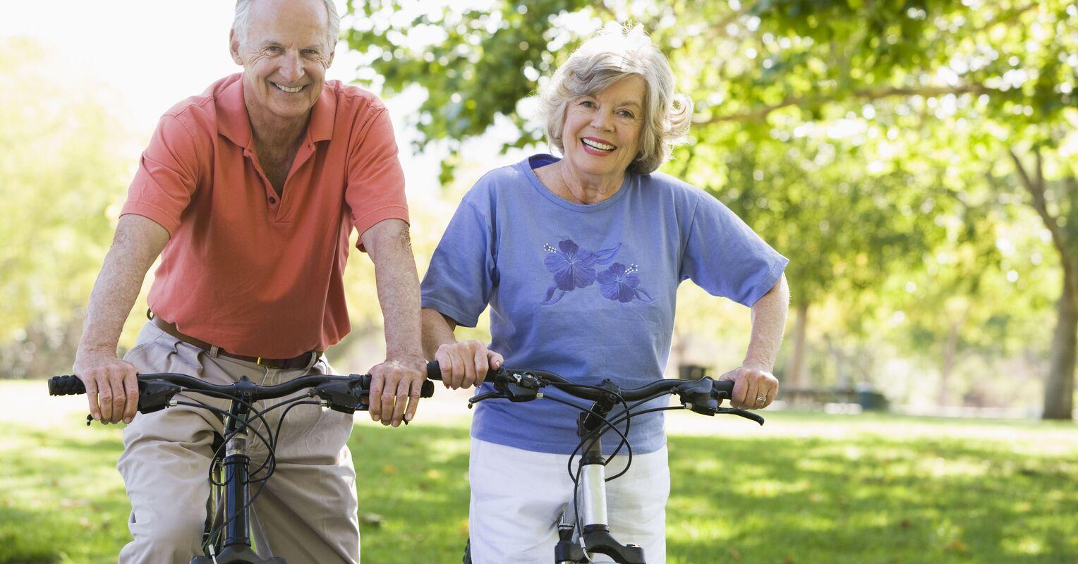 4 Βήματα άσκησης για ηλικιωμένους. Εκπλήξτε τον ίδιο σας τον εαυτό!