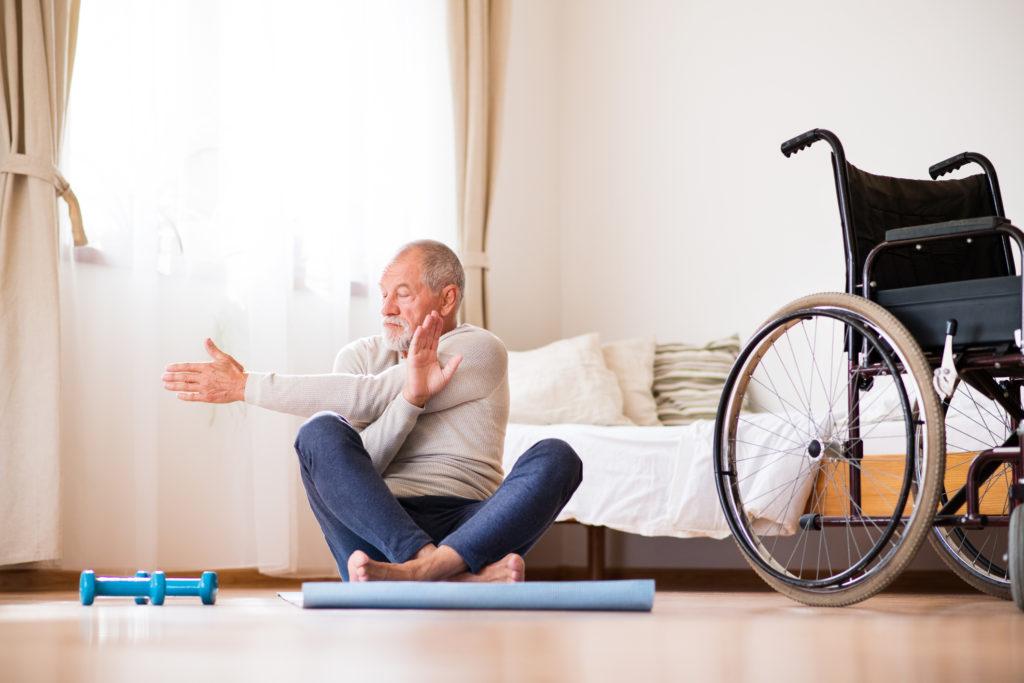 Η περιορισμένη κινητικότητα δε σημαίνει ακινησία! 3 Ιδανικά είδη προπόνησης!