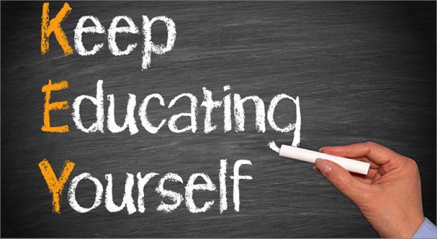 Κύρια φωτογραφία για το άρθρο: Στο χώρο του Fitness η διαρκής εκπαίδευση είναι ο δρόμος για την επιτυχία! Τρόποι και προτάσεις για να την κατακτήσετε!